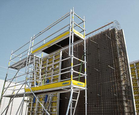 Working scaffold Modul - Doka