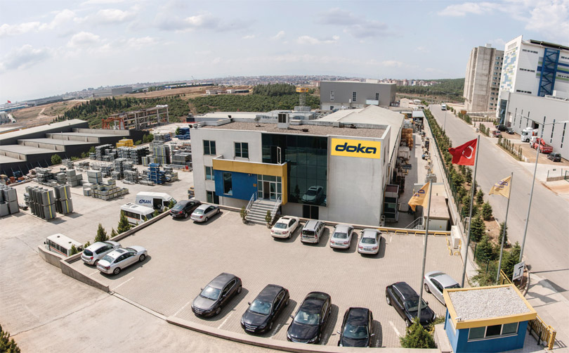 Doka Turkey Branch