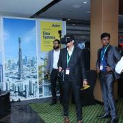 Doka's AR / VR experience at the GSBS Event