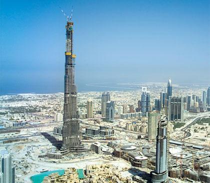 High Rise Construction Doka