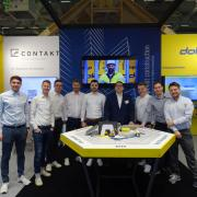 Doka team at the fair - digitalBAU Cologne