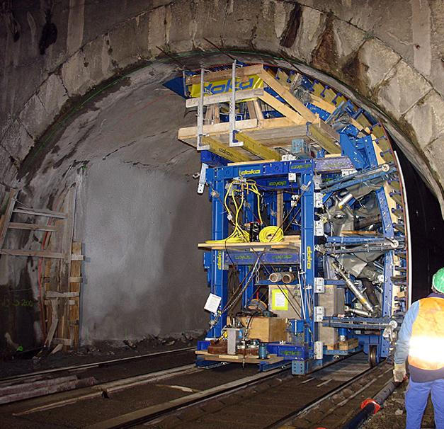 Risanamento di base del tunnel di ennerich doka for Forum risanamento