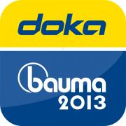 The Doka baumaApp is the ultimate guide to the trade fair, before, during and after. Visit www.doka.com/bauma to find out more.