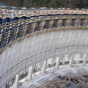 Cooling tower formwork SK175 ensured speedy, safe and efficient progress on the build of the new cooling tower for Unit 6.