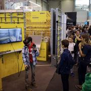 Over the course of the three-day EuroSkills 2018 competition in Budapest, Hungary, visitors were able to experience the competitions live and also had the opportunity to visit the Doka stand.