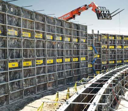 The Formwork Experts  - Doka