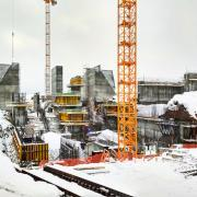 site picture of Beloporozhskaya hydropower station