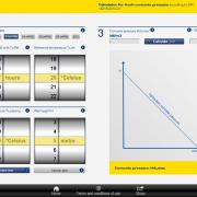 The Fresh-Concrete Pressure Calculator from Doka instantly works out the permitted rate of placing.