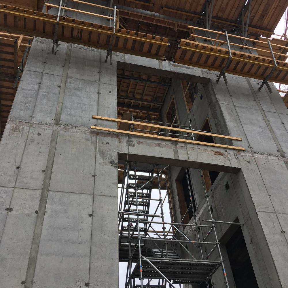 Stair Tower Doka