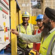 With Doka's experienced team at site, you can be sure of achieving fast and safe forming at site