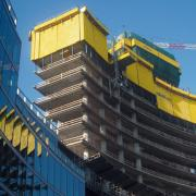Erected with a formwork solution from Doka, the Palazzo Lombardia, is the 'Best Tall Building 2012'.