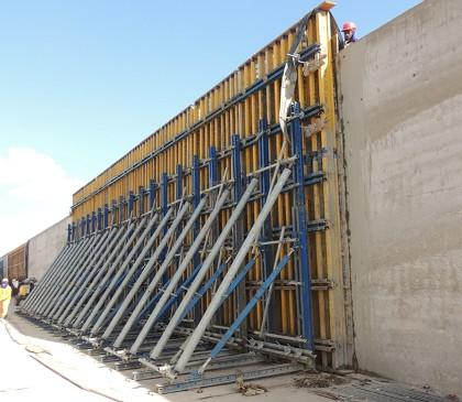 Supporting Construction Frame Doka