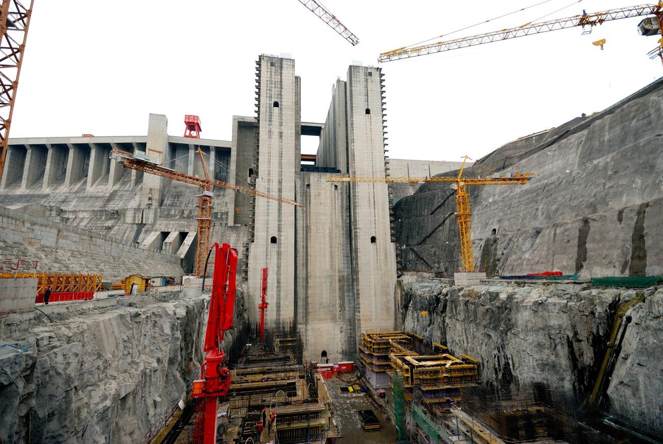 Three gorges dam project china s biggest project since the great wall - Project Data