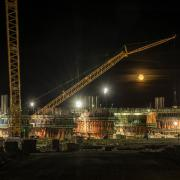 With more than 300,000 sq ft of formwork, Keeyask is the biggest power-plant contract in the history of Doka North America.