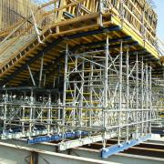 The ability of the formwork products to integrate with each other, simplified the process when more than one product was needed.