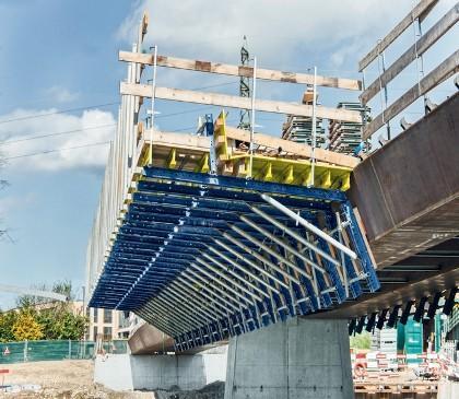 Bridge Formwork Paratop Doka