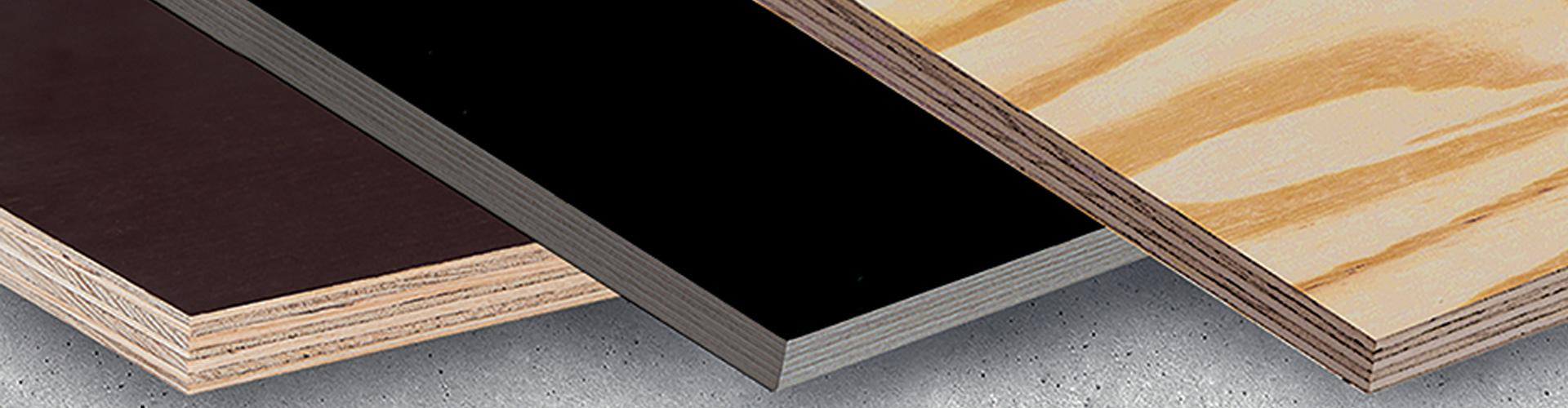 plywood formwork sheets and panels
