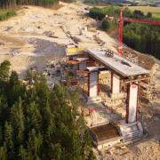Freistadt Nord Foundations and Piers