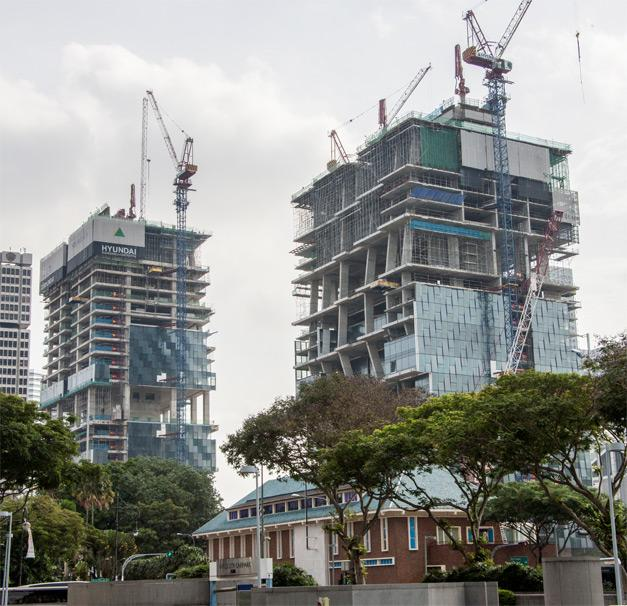 Mixed Development At Beach Road South Project