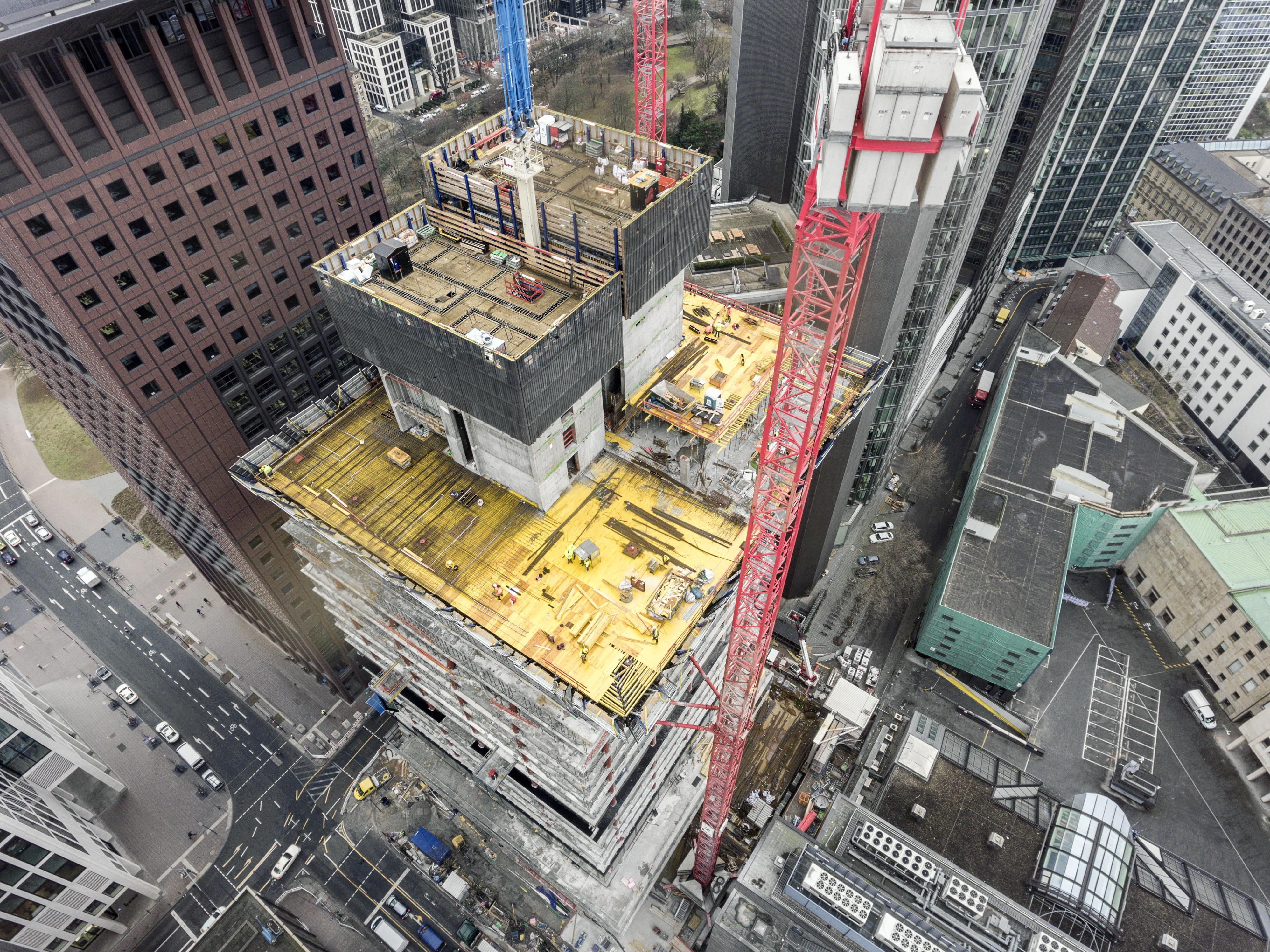 Aktuelle Baustellen Frankfurt