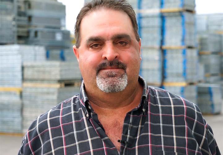 Jeff Giangregorio, Senior Account Manager