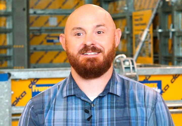 Jon Washburn, Account Manager