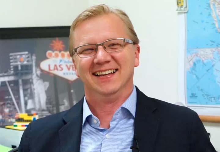 Mike Schaeffer, Vice President Eastern North America