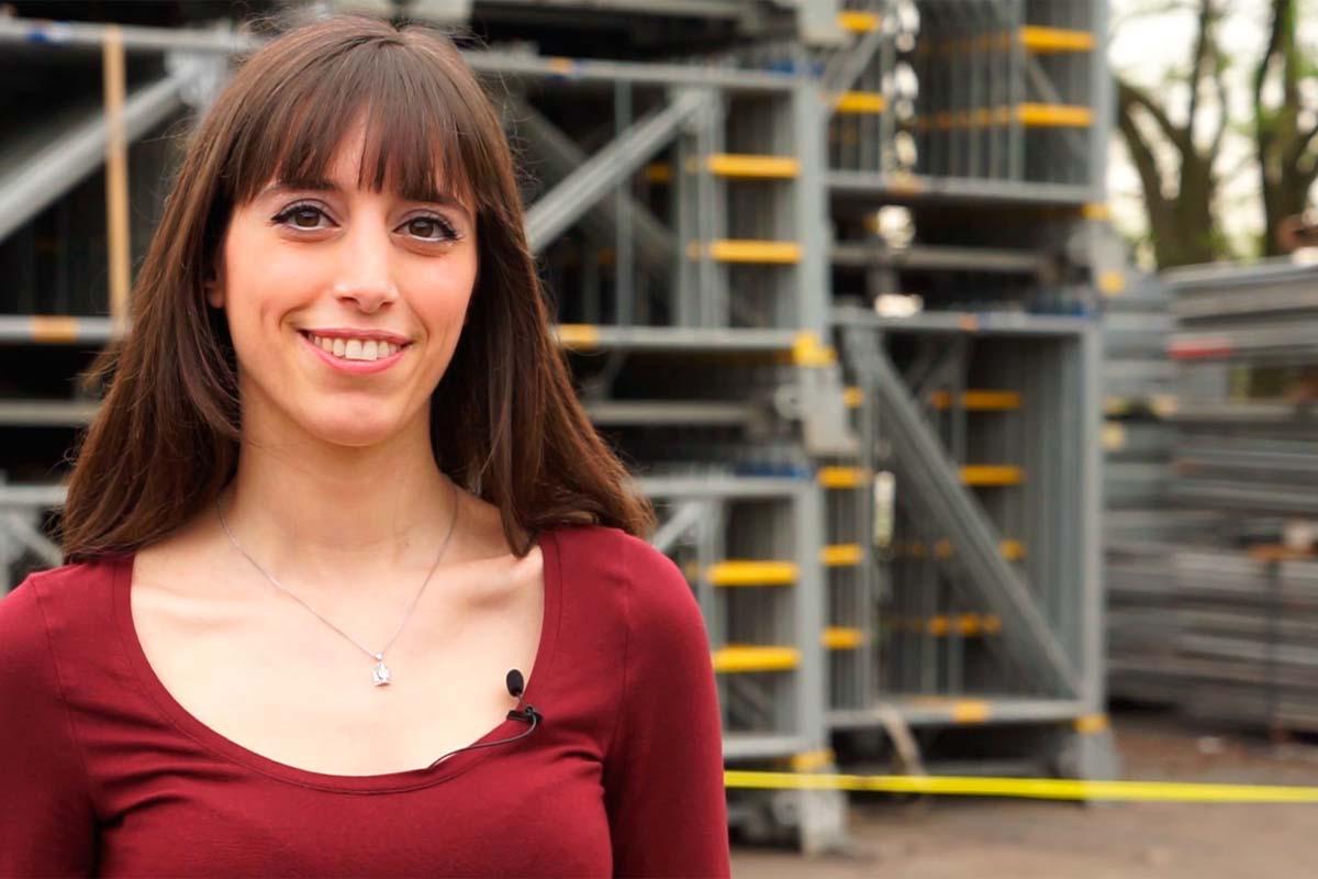 Sylvia Brugnoli, Senior Project Technician