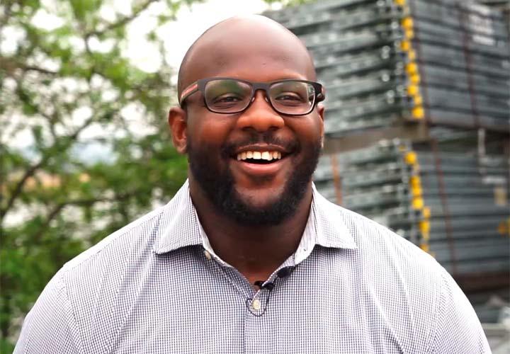 Taron McBride, Inventory Auditor