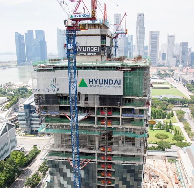 The South Beach Hotel Singapore Career